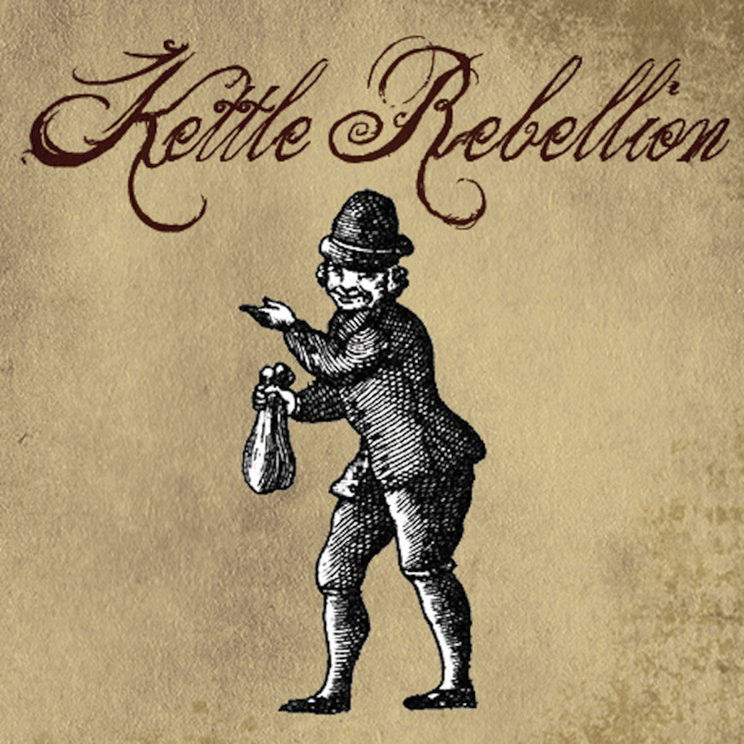 LP | Kettle Rebellion | Kettle Rebellion | FIST037 | 748252032935