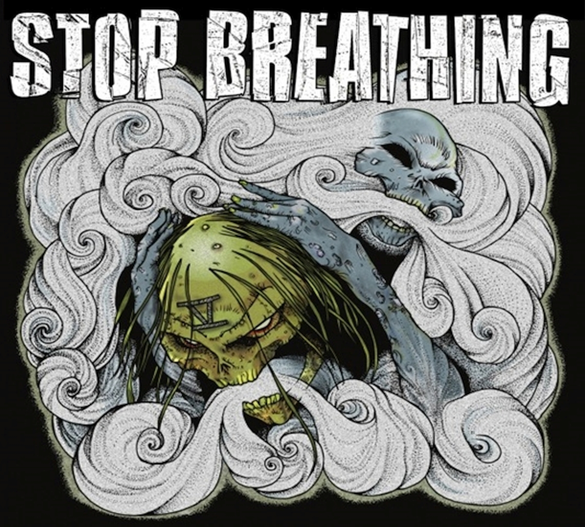 Stop Breathing | V | LP (Black)