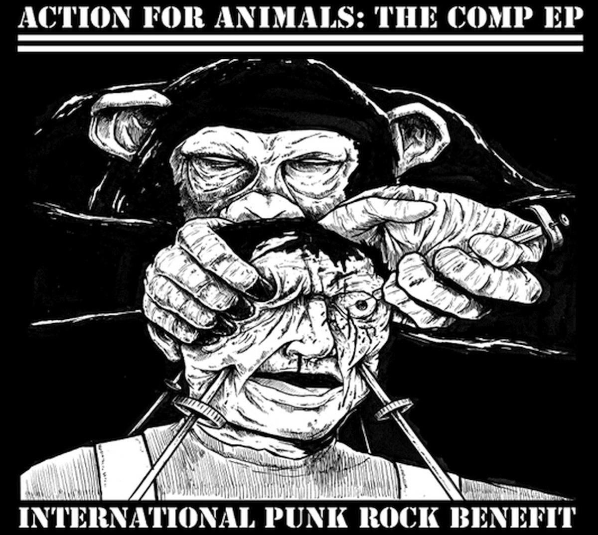 VA - Action For Animals | The Comp EP | 7