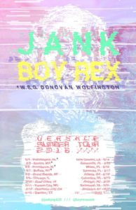 Jank Band Tour