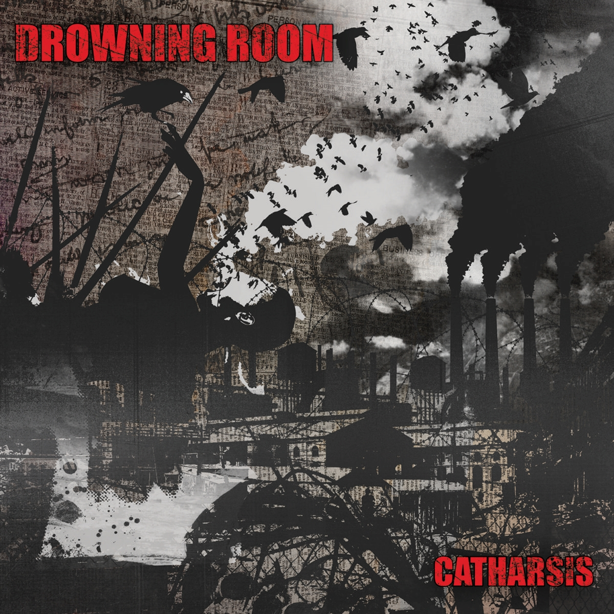 Drowning Room | Catharsis | CD |715875243000